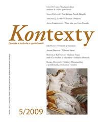 Kontexty 5/2009