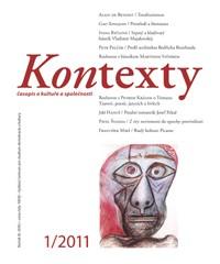 Kontexty 1/2011