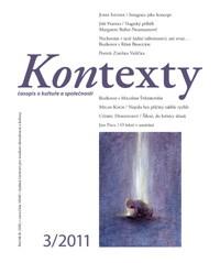 Kontexty 3/2011