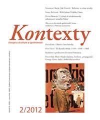 Kontexty 2/2012