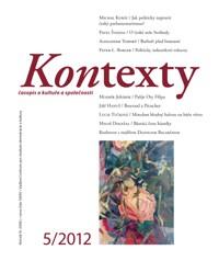 Kontexty 5/2012