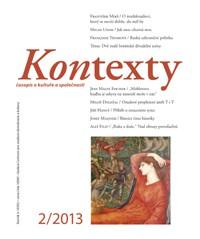 Kontexty 2/2013
