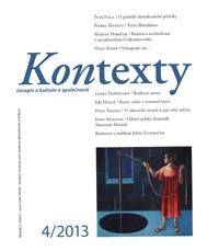 Kontexty 4/2013