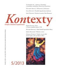 Kontexty 5/2013