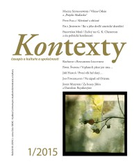 Kontexty 1/2015
