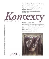 Kontexty 5/2015