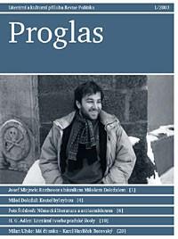Proglas 1/2003