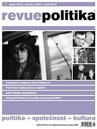 Revue Politika 1/2003