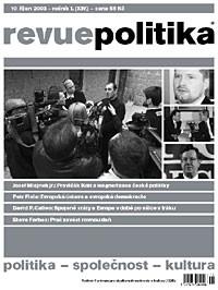 Revue Politika 10/2003