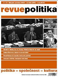 Revue Politika 11-12/2003