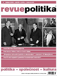 Revue Politika 4/2003