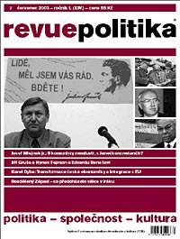 Revue Politika 7/2003