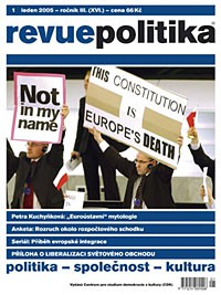 Revue Politika 1/2005