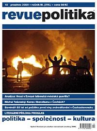 Revue Politika 10/2005