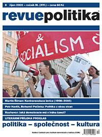 Revue Politika 8/2005