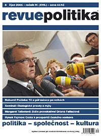 Revue Politika 8/2006