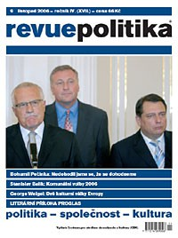 Revue Politika 9/2006