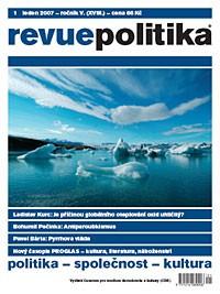 Revue Politika 1/2007
