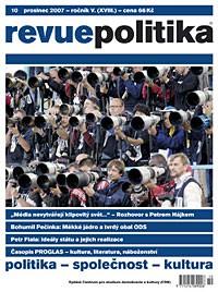 Revue Politika 10/2007
