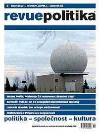 Revue Politika 2/2007