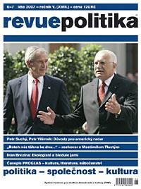 Revue Politika 6-7/2007