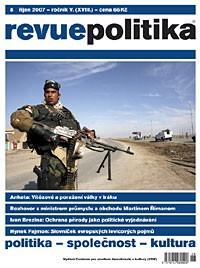 Revue Politika 8/2007