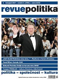 Revue Politika 9/2007