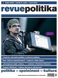Revue Politika 1/2008