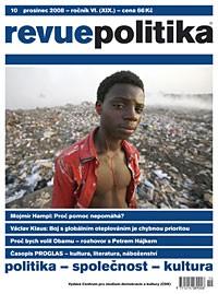 Revue Politika 10/2008