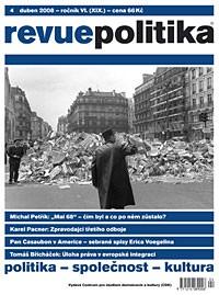 Revue Politika 4/2008