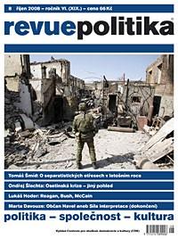 Revue Politika 8/2008