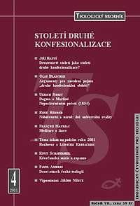 Teologický sborník 4/2001