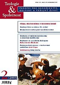 Teologie&Společnost 2/2003