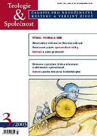 Teologie&Společnost 3/2003