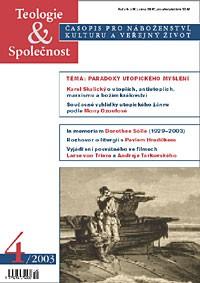Teologie&Společnost 4/2003