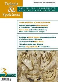 Teologie&Společnost 3/2004