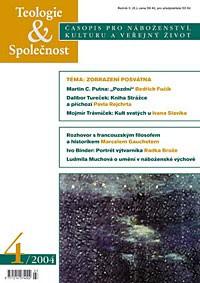 Teologie&Společnost 4/2004