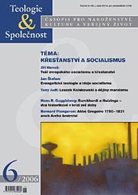 Teologie&Společnost 6/2006
