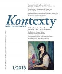 Kontexty 1/2016