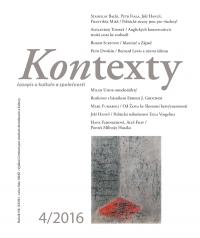 Kontexty 4/2016