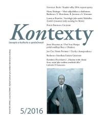 Kontexty 5/2016