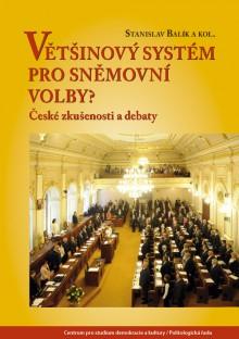 Většinový systém pro sněmovní volby?